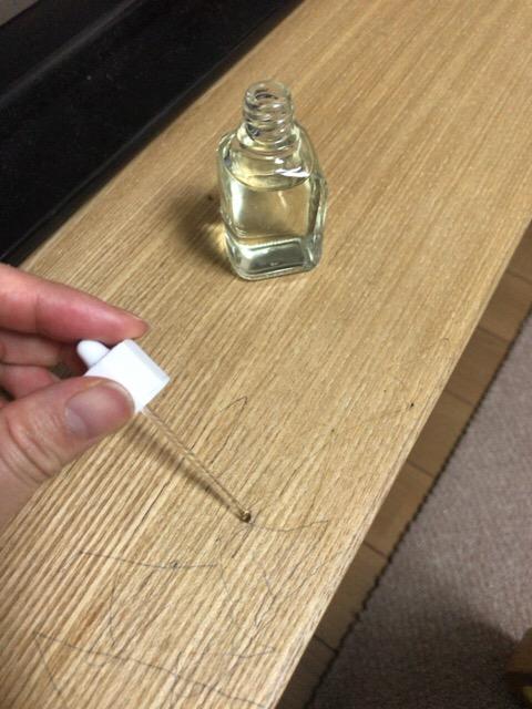 油性ボールペン消す方法-14