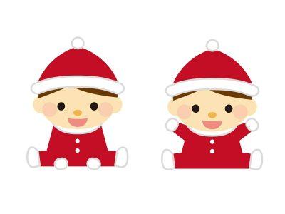 クリスマス赤ちゃん離乳食