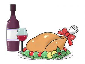 デリバリー クリスマス料理