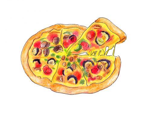ピザ宅配おすすめリスト