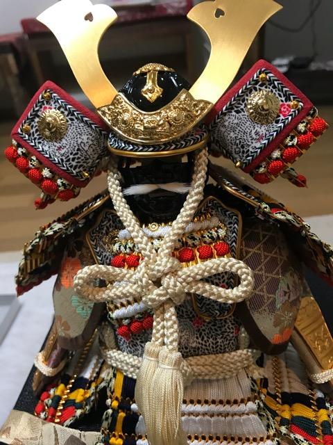 コンパクト鎧飾り-12